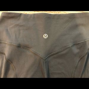 lululemon athletica Pants - Lululemon gray workout leggings